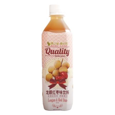 Ruhn Chan Longan & Red Date Juice Drink 480ml