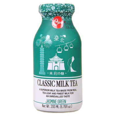 Etime Jasmine Green Classic Milk Tea 200ml