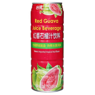TaiMao Red Guava Juice 500ml