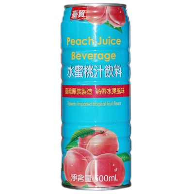 TaiMao Peach Juice 500ml