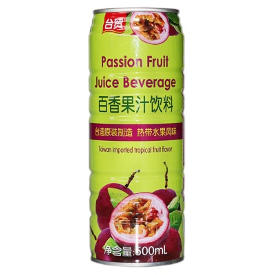 TaiMao Passion Fruit Juice 500ml