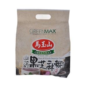 Greenmax Yam & Black Sesame Cereal 525g