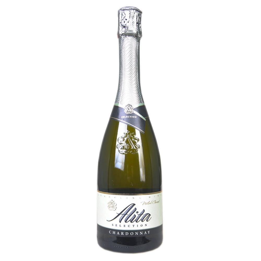 Alita Chardonnay Semi Dry Sparkling Wine 750ml