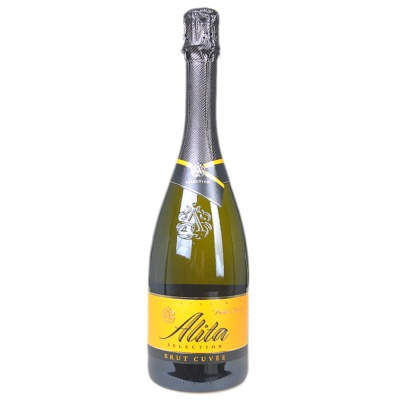 Alita Brut Cuvee Sparking Wine 750ml