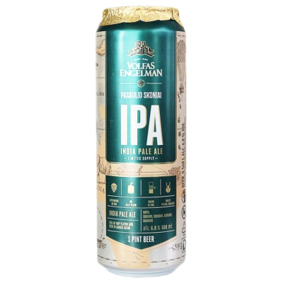 Volfas Engelman IPA India Pale Ale 568ml
