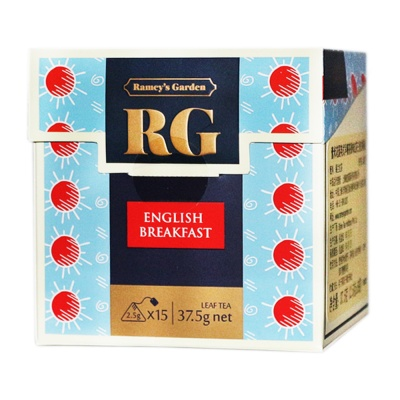 Ramey's Garden English Breakfast Leaf Tea 37.5g