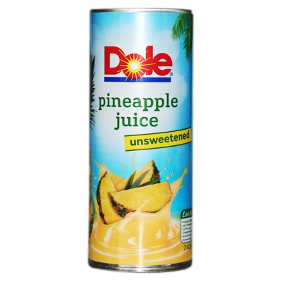 Dole Pineapple Juice 240ml