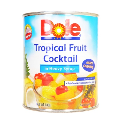 Dole Tropical Fruit Cocktail 836g