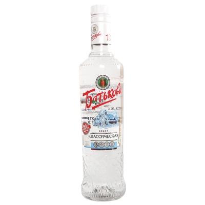 Батькова 68° Vodka 500ml