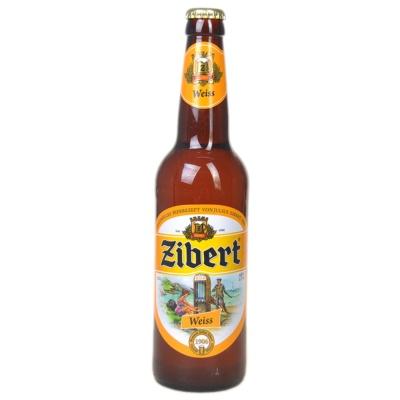 Zibert Weiss Beer 500ml