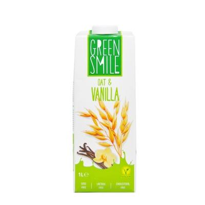 绿色微笑牌香草燕麦奶 1L