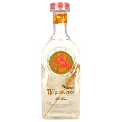 Petrikopf Wheat Vodka 500ml