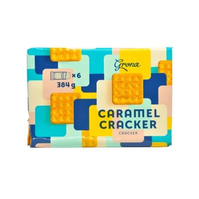Gronce Caramel Cracker 384g