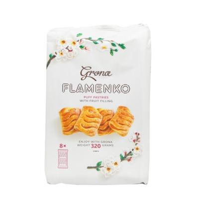 格罗娜牌弗拉明戈水果味夹心饼干 320g