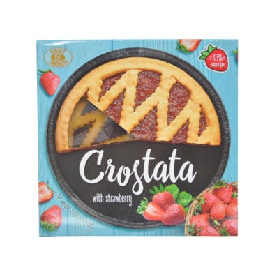 Shortcrust Pie(Crostata) With Strawberry 370g