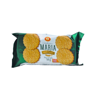 Maria Cookies With Bran 58g