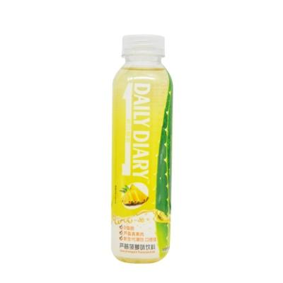 Daily Diary Aloe&Pineapple Juice 400ml