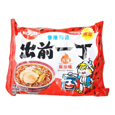 Nissin Instant Noodle Spicy Flavour 100g