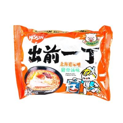 Nissin Hokkaido Miso Pig Bone Noodles 100g