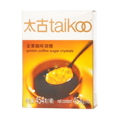Taikoo Golden Coffee Sugar 454g