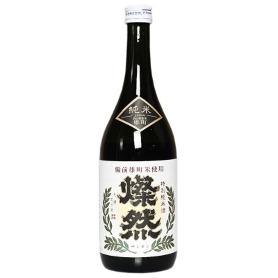 Sanzen Pure Rice Sake 720ml