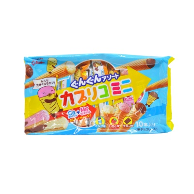 Glico Mini Biscuits 87g