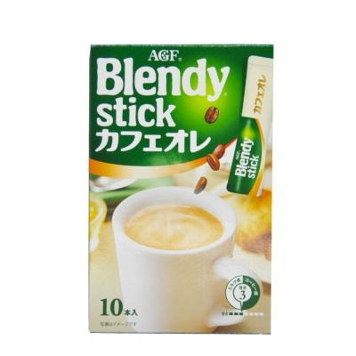 AGF Blendy原味拿铁速溶咖啡固体饮料 100g