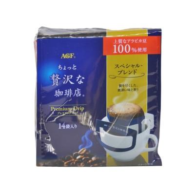 AGF奢侈咖啡店浓郁风味挂耳式咖啡 112g