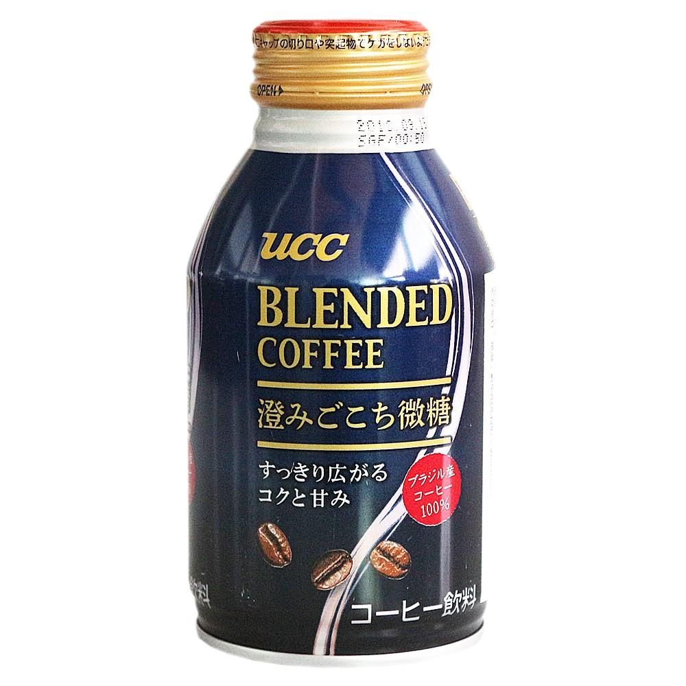 UCC Low-sugar Milk Coffee 260ml