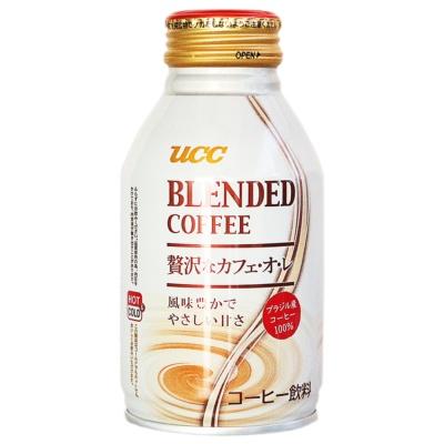UCC牛奶咖啡饮料 260ml