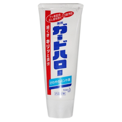 Kao Medicinal Toothpaste 165g