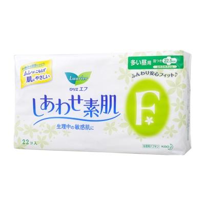 花王乐而雅F系列卫生巾22.5CM日用 22片