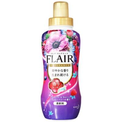 Kao Flair Passion&Berry Fabric Softener(Purple) 570ml