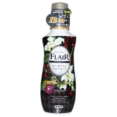 Kao Flair Fragrance Softener 570ml