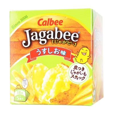 Cabee佳可比薯条三兄弟咸味薯条 90g