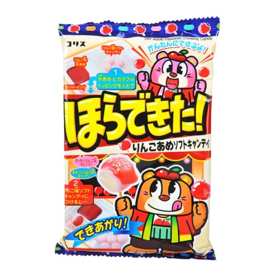 Coris DIY Apple Flavored Chewing Candy 34g
