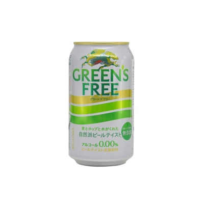 Green'S Free Juice 350ml