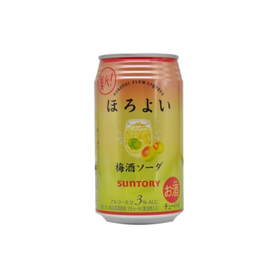 (Horoyoi Plum Liqueur) 350ml