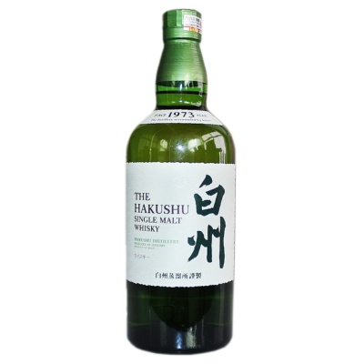The Hakushu Single Malt Whisky 700ml