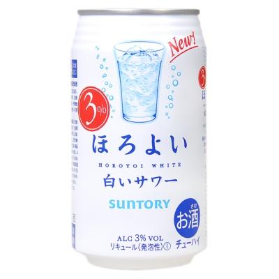 Suntory Horoyoi White Liqueur Drink 350ml