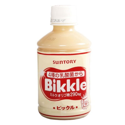 Suntory Bikkle Active lactobacillus Drink 290ml