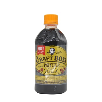 Suntory Craft Boss Black Coffee Drink 500ml
