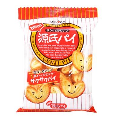 三立小源氏迷你蝴蝶酥饼 38g