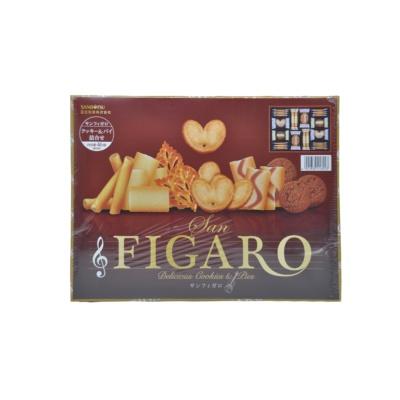 三立多口味饼干礼盒 316.6g