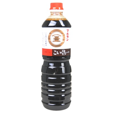 Marukinjp Thick Mouth Soy Sauce (Brewed Soy Sauce) 1L
