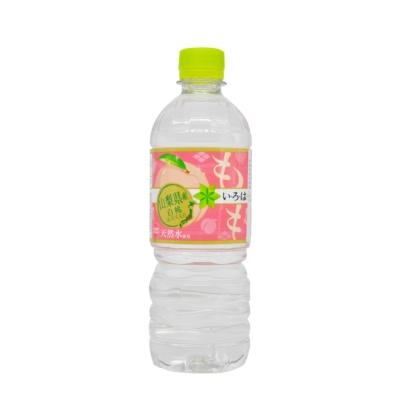 Cocacola Peach Flavor Water 555ml