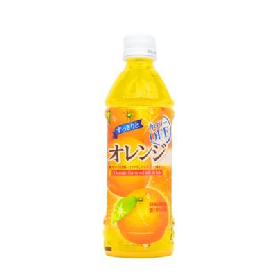 Sangaria Orange Flavored Soft Drink 500ml