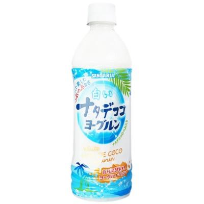 三佳利清爽椰果汁 500ml