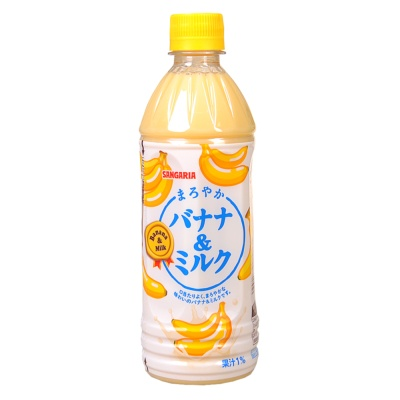 Sangaria Banana Milk Drink 500ml