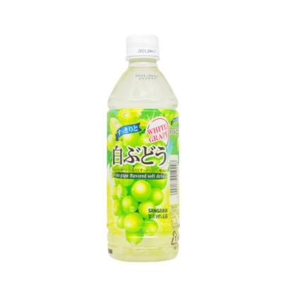 Sangaria White Grape Flavored Soft Drink 500ml